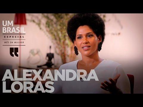 Entrevista com Alexandra Loras