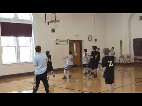 Champlain-Rouses Point - Ellenburg 5&6 Boys 2-23-13