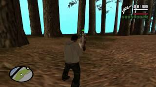 GTA San Andreas X Files Modu 2- Tipsiz Tipler