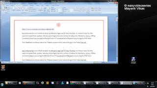 How To Insert Page Borders In Word 2007 A Complete Step By