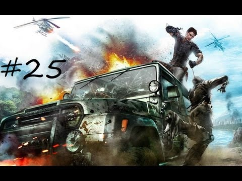 Just Cause 2 Walkthrough -    2 25 -  