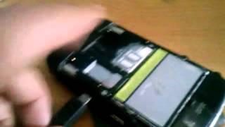 BlackBerry Storm 9530 Falla De Bateria