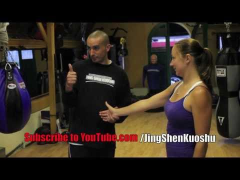 Tips on how to find Pressure Points - Chin Na - Self Defense Techniques.720p