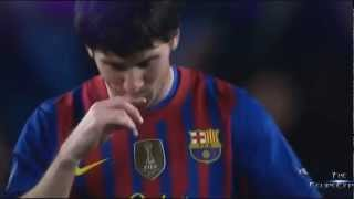 Neymar Jr. Vs Lionel Messi Skills And Goals 2012/2013