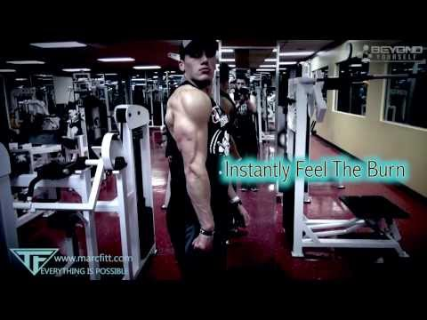 The CRAZIEST Triceps workout -MOTIVATION- marcfitt.com