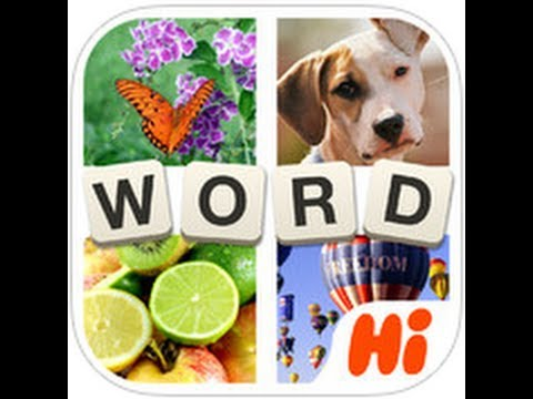 Word Pic Quiz - 4 Pics 1 Word Level 7 Answers 54-63