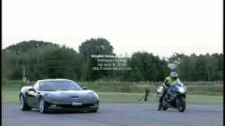 Hayabusa Vs Corvette Z06 (read Description B4 Post Comment