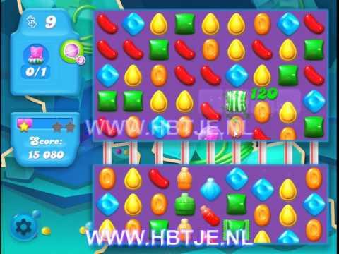 Candy Crush Soda Saga level 55