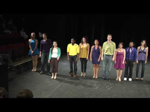 Goodbye PSU Senior Showcase Finale