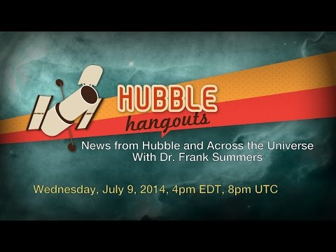 News From Hubble and Across the Universe!