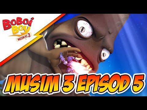 BoBoiBoy Musim 3 Episod 5: Amukan Koko Jumbo