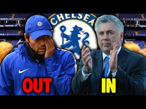 REVEALED: Antonio Conte To Be SACKED and Replaced by Carlo Ancelotti?! | Continental Club