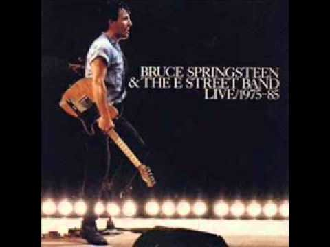 Born In The USA - Bruce Springsteen - Live/ 1975 - 85 12