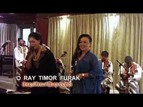O RAY TIMOR FURAK by KERONCONG TUGU - Timor Leste Song