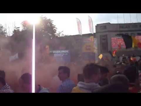 Belgium 1-0 Russia