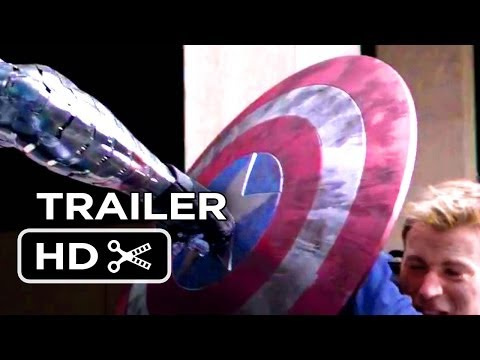 Captain America: The Winter Soldier - TRAILER 2 (2014) - Chris Evans Movie HD