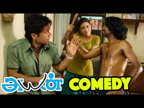 Ayan | Ayan Full Movie Comedy scenes | Surya Comedy scenes | Jegan Comedy | Ayan Comedy | Tamannaah