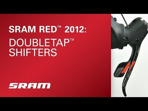 SRAM RED - 2012 DoubleTap Shifters