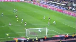 16/03/2013 - Campionato di Serie A - Bologna-Juventus 0-2, il gol di Marchisio (di pagno1972)
