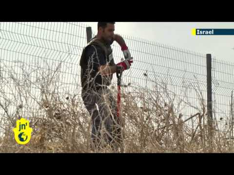 Gaza Border Blasts Target IDF Troops: Two bombs found at a closed border crossing