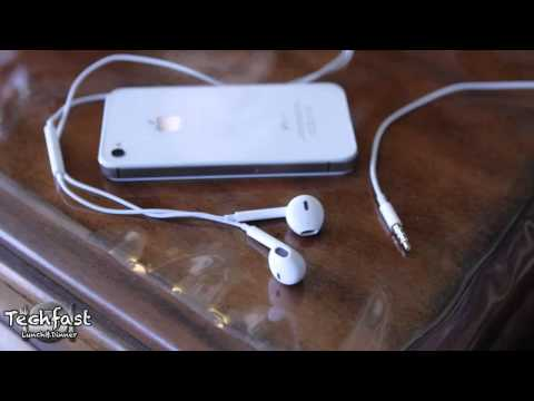 EarPods for iPhone 5 Unboxing   Review