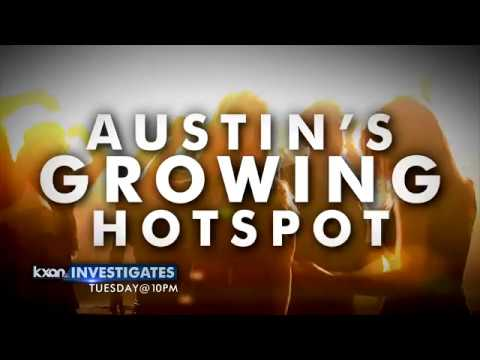 KXAN Investigates: Crime at the Domain