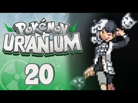 Pokemon Uranium Part 20 6th Gym Battle ( Pokemon Fan Game )Walkthrough Gameplay