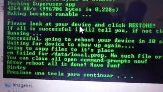 Como Rootear Mtk6577 [Bien Explicado] Paso X Paso