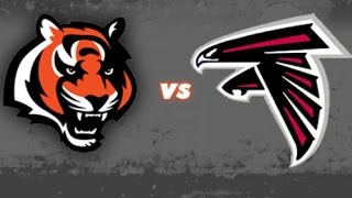 Atlanta Falcons Vs Cincinnati Bengals WEEK 2 NFL PREVIEW