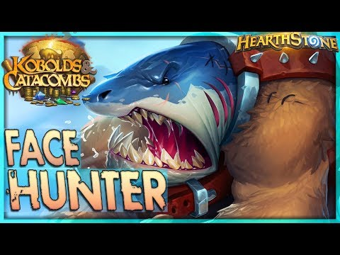 [HEARTHSTONE] Old Style, New Face - Classic Face Hunter Deck Guide & Gameplay 🌟 Kobolds & Catacombs