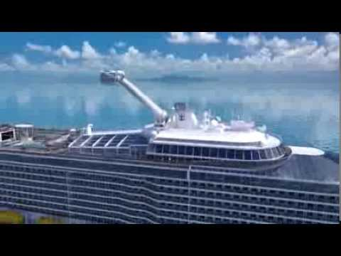Cruise Holidays Royal Caribbean's Quantum Of The Seas