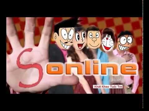 5s online phiên bản doremon chế hài