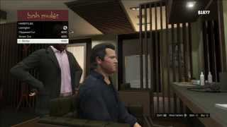 Grand Theft Auto V: Michael's Haircuts/Beards Bob Mulét