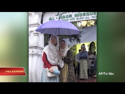 Người Việt Hồi giáo nói gì về lệnh cấm của ông Trump?