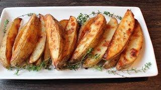 Duck Fat Steak Fries Crusty Oven-Fried Potato Wedges