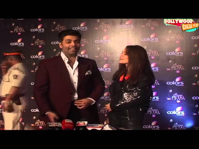 Celebrities at the Red Carpet of ''Colors Golden Petal Awards 2013'' | Part II