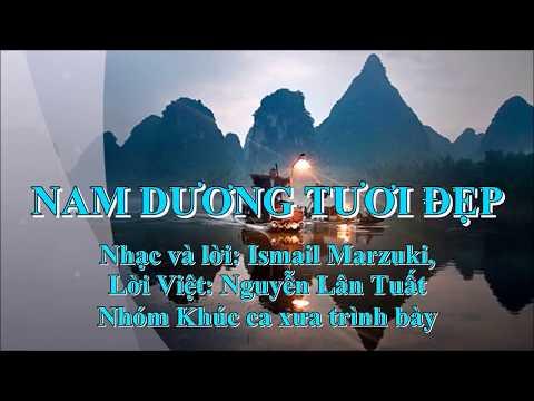 Ca khúc Indonesia Nam Dương tươi đẹp, Nhóm Khúc ca xưa trình bày