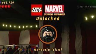 Lego Marvel-Unlock Mandarin (Film)