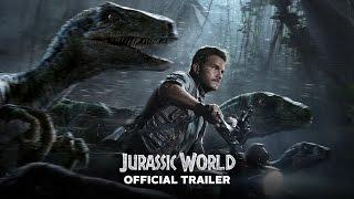 Jurassic World  Official Global Trailer HD
