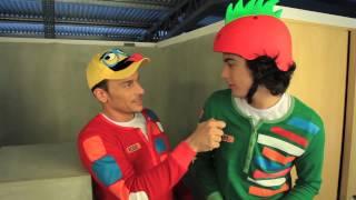 Disney Backstage: Pijama Party