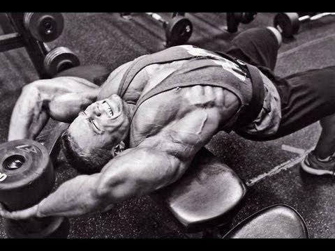 7 упражнений для грудных мышц