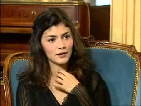 Audrey Tautou interview - A la folie pas du tout (He Loves Me He Loves Me Not) - rare