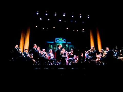 West Europe Orchestra - 7th Art Magic Concert - Cinema Paradiso and The Godfather Theme