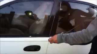 Abrir la puerta de tu coche sin la llave