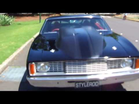 Tuff BLACK 592 BiG Block falcon (fairmont)XC COUPE cruisin LonG PlaY