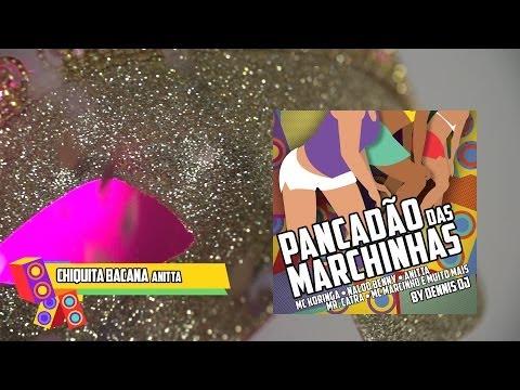 Anitta - Chiquita Bacana (CD Pancadão das Marchinhas)