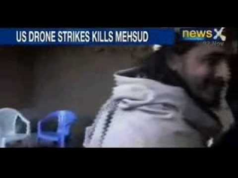 US Drone strikes kills Pakistan Taliban Chief Hakimullah Mehsud - NewsX