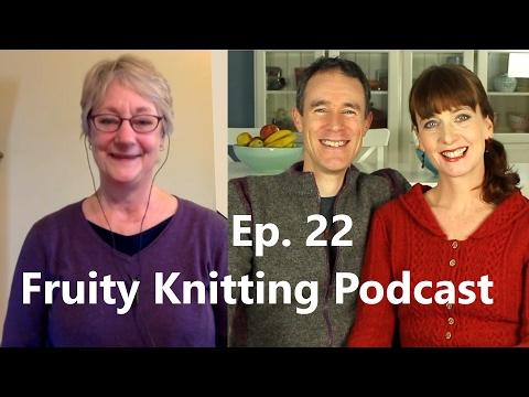 Episode 22 - Ann Budd, and a little Waist Shaping