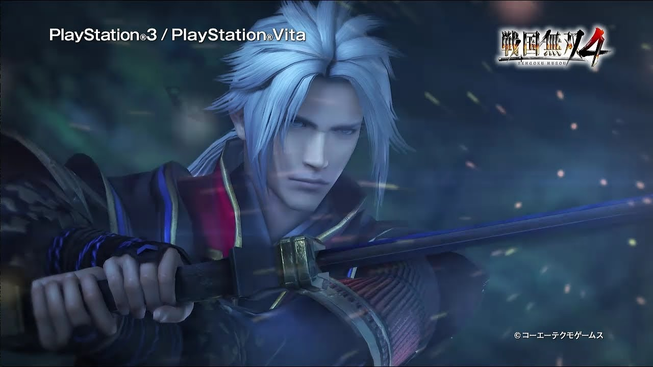������� ���� Samurai Warriors 4