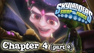 Let's Play Skylanders SWAP FORCE Chapter 4 (Part 2